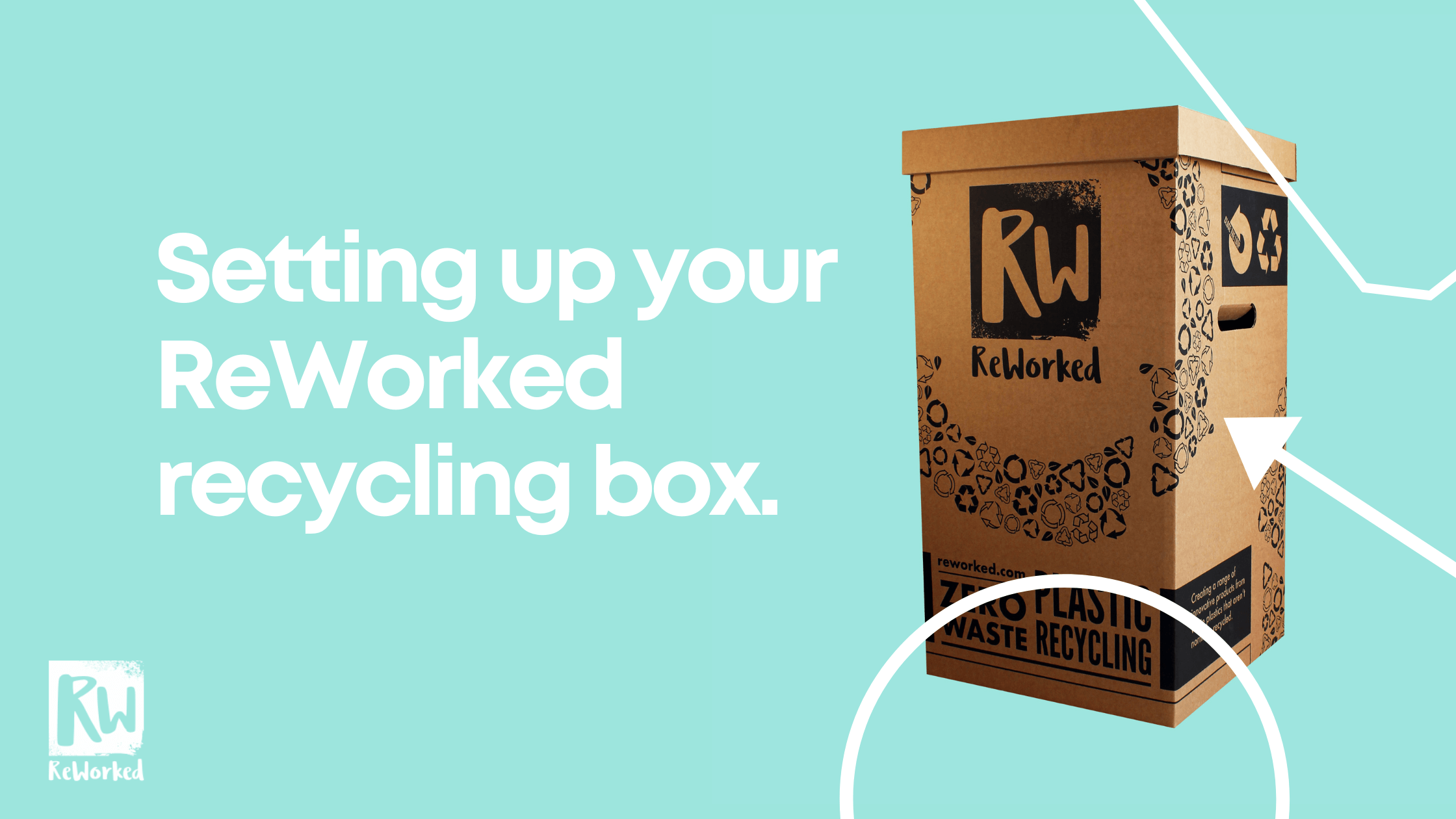 Setting up your ReWorked recycling box