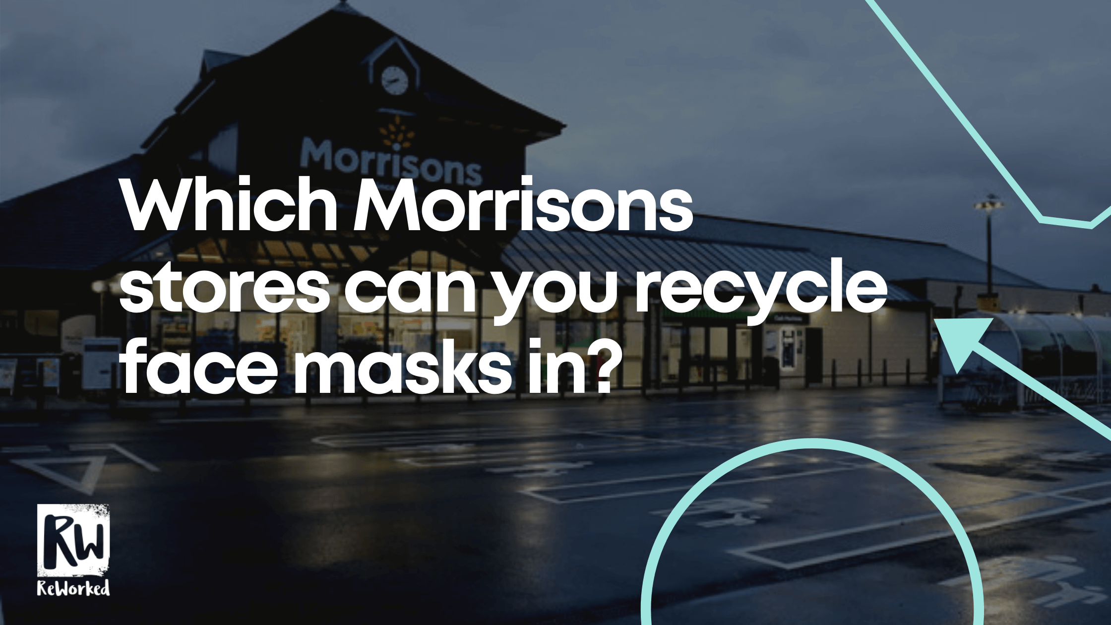 Mask Force PPE recycling facemask The Sun Morrisons ReWorked
