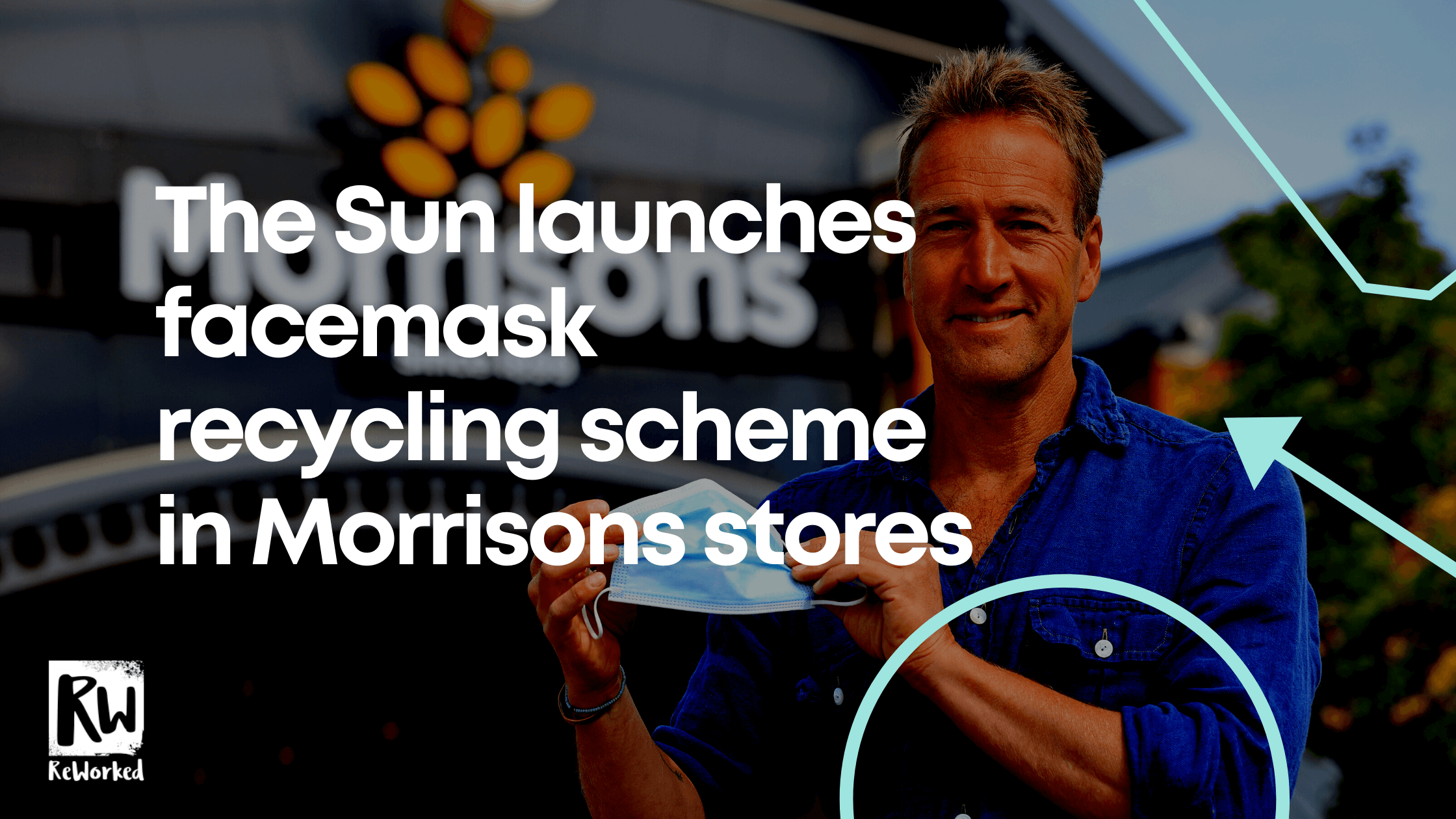 The Sun launches facemask recycling scheme in Morrisons stores