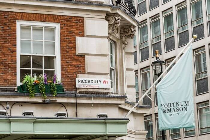 fortnum and mason reworked recycled window box planters