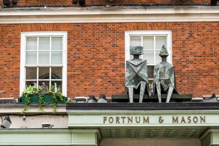 Fortnum & Mason recycled plastic window box planters Reworked