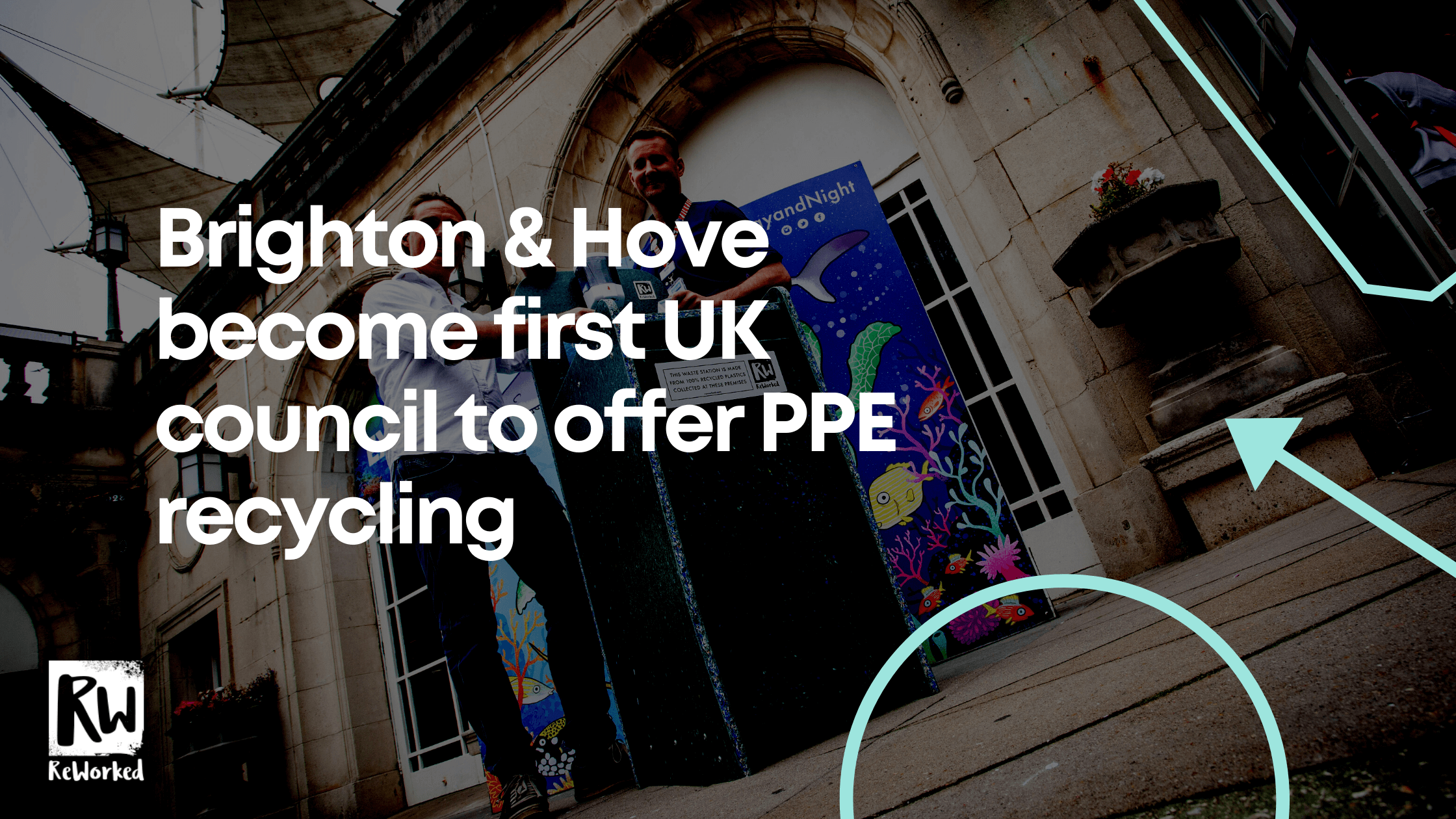 Brighton & Hove become first UK council to offer PPE recycling